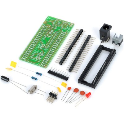 D1207010 - 248541 DIY AT89S52 Microcontroller Development Board Set for Arduino