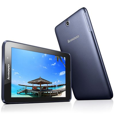 Lenovo A5500 Android 4.2 3G Phone Tablet PC with 8.0 inch WXGA IPS Screen MTK8382M Quad Core 1.3GHz Dual Cameras WiFi GPS Blueto