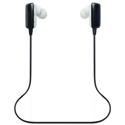 Roman S301 Bluetooth Hands Free Earphone Dual Headphone with Mic for Smartphones Tablet PC