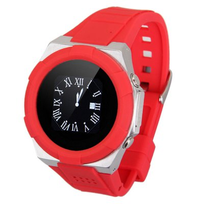 1.5 inch A6 Quad Band Watch Cell Phone Screen Bluetooth Camera