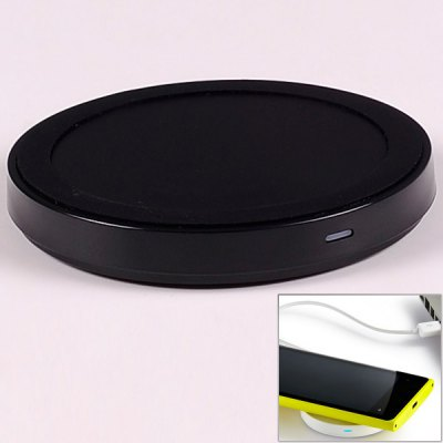 T-200 Cell Phone QI Charging Pad Mat with Receiver