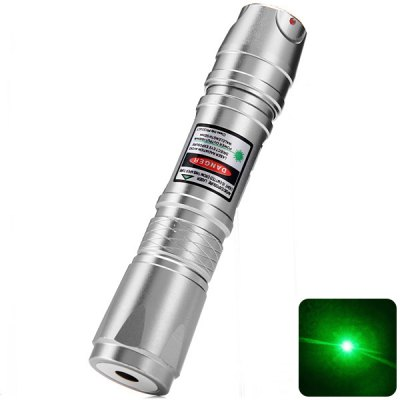 High Performance 807 5mw 532nm Green Laser Pen CR123A Projector Laserpointer
