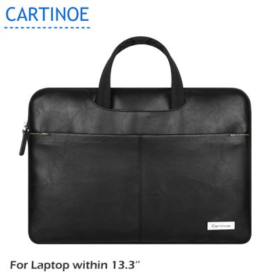 Cartinoe Notebook Laptop Sleeve Briefcase Inner Bag for 13.3 inch MacBook Lenovo Dell Asus Dirigent Series