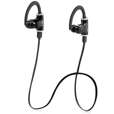 Roman S530 Double Ear Peices with Clear Voice Wireless Portable Outdoor Sports Bluetooth 4.0 Stereo Earbuds Headset Headphones D