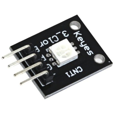 DIY 3 - Color RGB SMD LED Module Works with Official Arduino Boards  -  3PCS