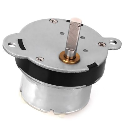 Multi - function DC12V 50RPM Torque Gear Motor