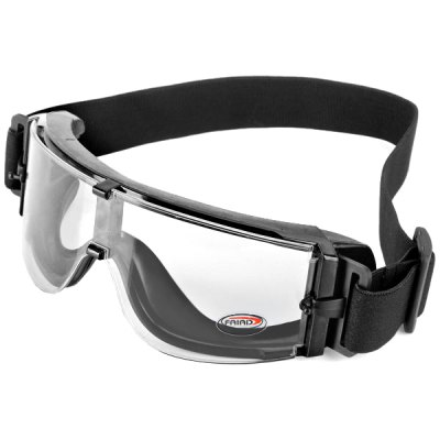 Tactical Anti - fogging Len Polycarbonate Goggles Military Mask