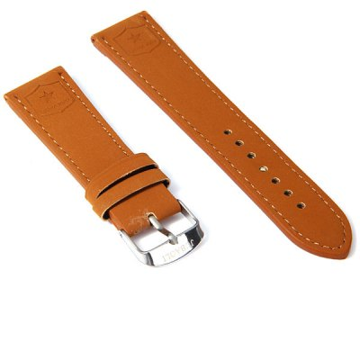 2.2cm Leather Watch Band Strap