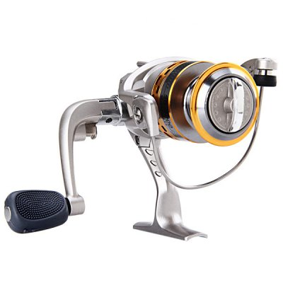 Practical Fishing Tackle SG3000A with 5.1:1 Gear Ratio 6 Ball Bearing Fishing Reel Spinning Reels