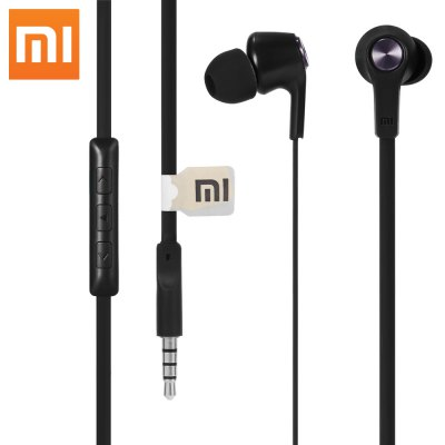 Original Xiaomi Youth Edition Piston Earphone 3 Reddot Design for iPhone Smartphone MP3 MP4 Laptops