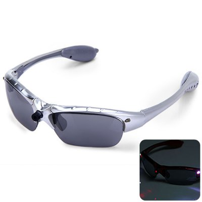 Multifunction Glasses Eyewear with LED Light for Indoor Outdoor Use