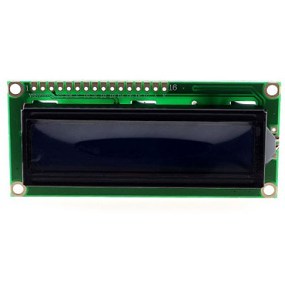 Arduino Compatible 2.6 inch LCD 1602 Display Shield Module (LCD 1602A Portocol)