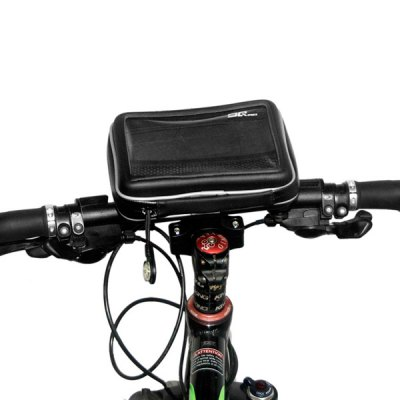 OQSPORT Large Size Bike Tube Touch Screen Mobile Phone Bag
