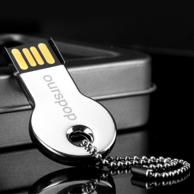 16GB Ourspop USB 2.0 Cute Key Style U Disk