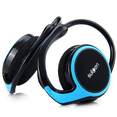 Suicen AX - 610 Sports Wireless Bluetooth V4.0 Stereo Headset with Mic for Tablet PC Smartphones