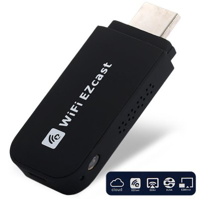 TK809 WiFi Miracast Receiver HD Multi - media Sharing Dongle for Android IOS Windows Mac