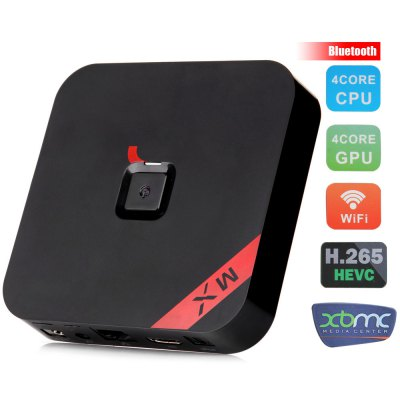MXQ S85 Smart TV Box Amlogic S805 Quad Core Android 4.4.2 for WiFi Bluetooth ( 1GB RAM 8GB ROM )