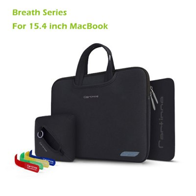 Cartinoe Notebook Laptop Sleeve Briefcase Inner Bag for 15.4 inch MacBook Air Pro Breath Series