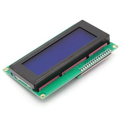Arduino Compatible IIC / I2C Serial 3.1 inch LCD 2004 Display Module (Blue Backlight)