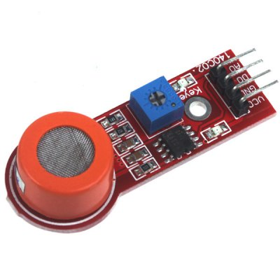 Keyes ZND - 010 Official Arduino Compatible with MQ - 3 Alcohol Sensor Module