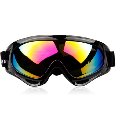 HM006 Cool Goggle Colorful Lens Outdoor Eye Protector Windproof Eyewearの画像 2