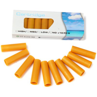 E - Cigarette Cartridges Mouthpiece of Chocolate Taste