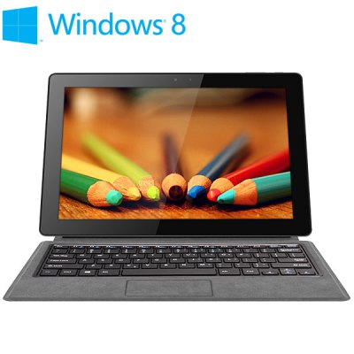VOYO WinPad A9 Original Keyboard Leather Sheath and 3G Online Module 10.1 inch Windows 8.1 OS Tablet PC with Intel Baytrail - T