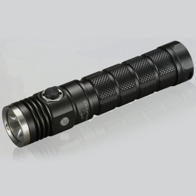 Skilhunt DS20 Cree XM  -  L2 LED EDC Waterproof Flashlight Torch ( 5 Modes 480LM 1 x 18650 or 2 x CR123A / RCR123A Battery )