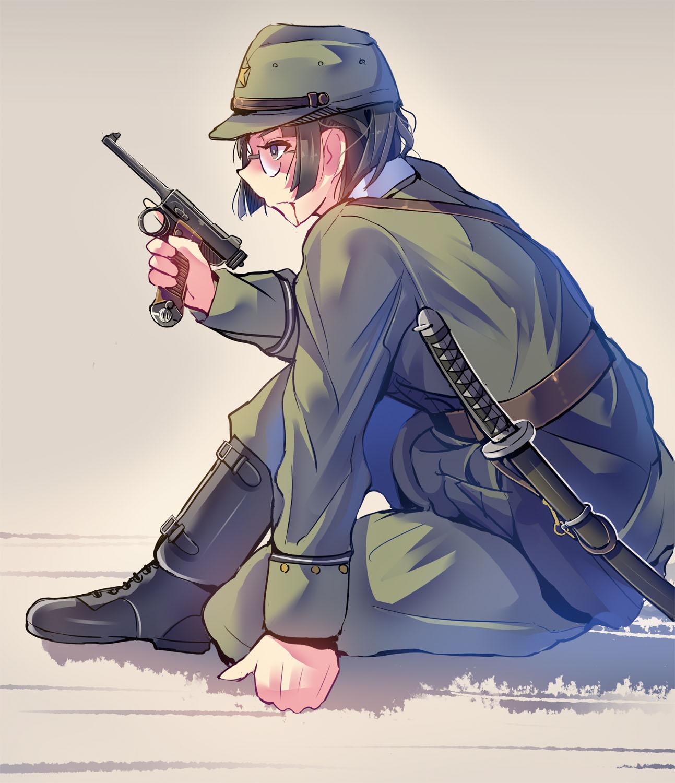 戦時中の兵装を知り説得力のある作画に活かす 作画のための第二次