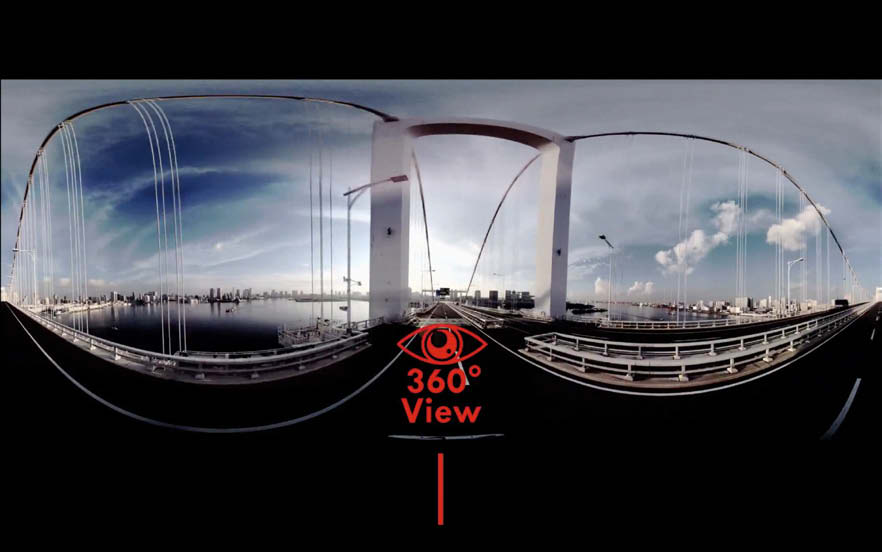 2010年代前半の360度VR動画