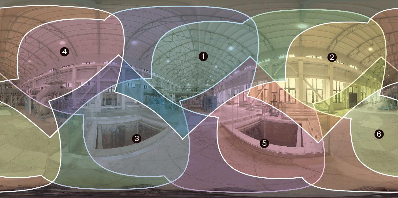 360度VR映像を制作するうえで留意すべき課題