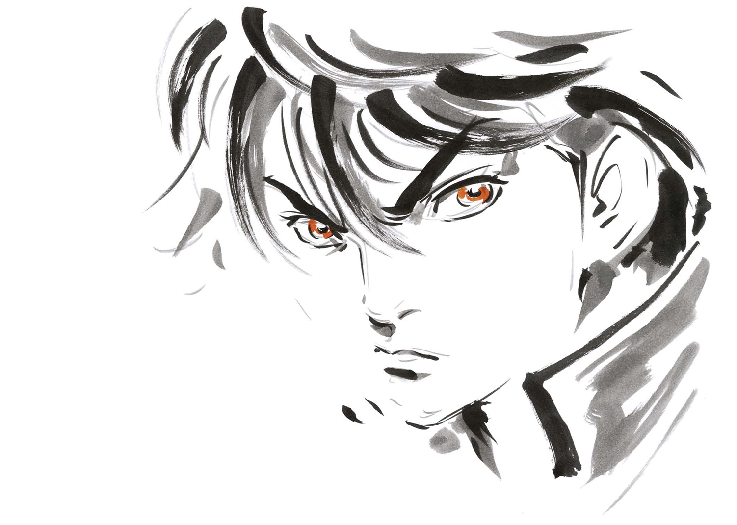 表情を考えて顔を描く | アニメキャラクターの作画&デザインテクニック