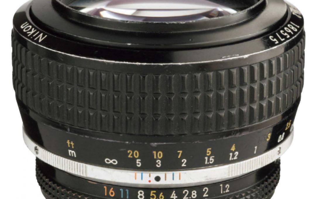非球面レンズで夜にかける意気込み Ai Noct-Nikkor 58mmF1.2