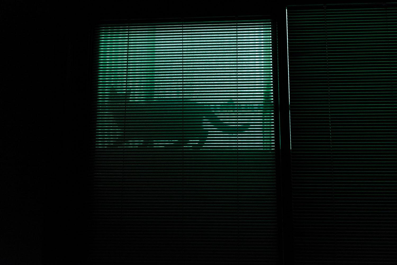 最も身近で異質な「影」の不思議さを強調して写す