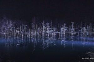 氷の質感さえも感じさせる世界観を描いた映像作品『Exploring Hokkaido | Winter in Hokkaido 2018』