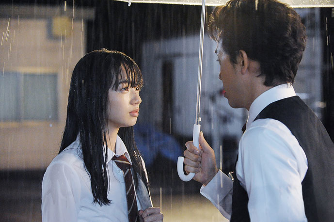 市橋織江撮影の映画「恋は雨上がりのように」が完成