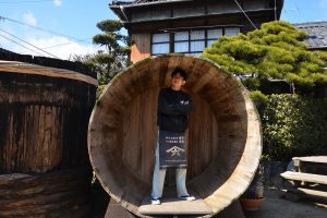四国の蔵元を訪ねる