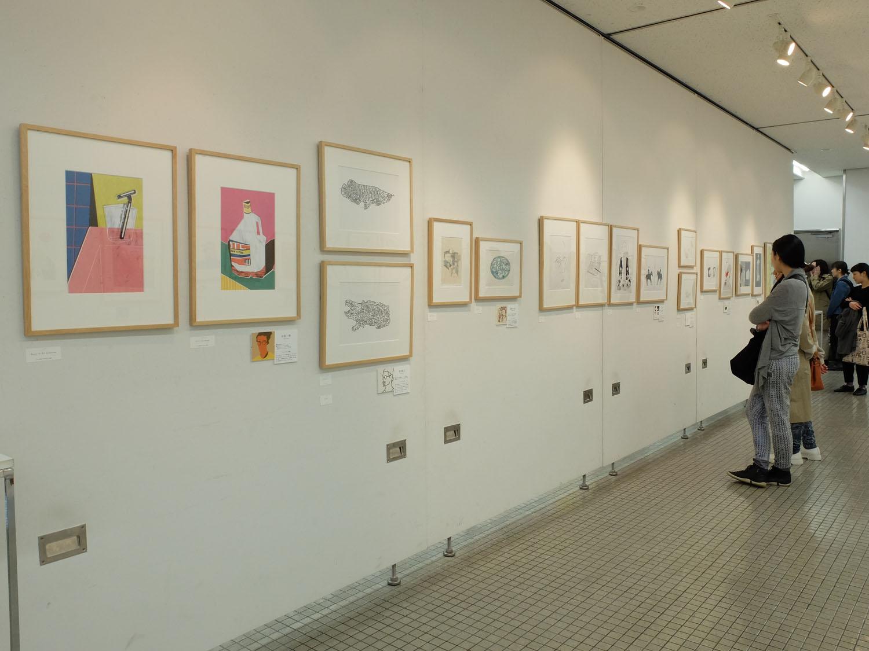 第35回ザ・チョイス大賞展、市ヶ谷の山脇ギャラリーで始まる。