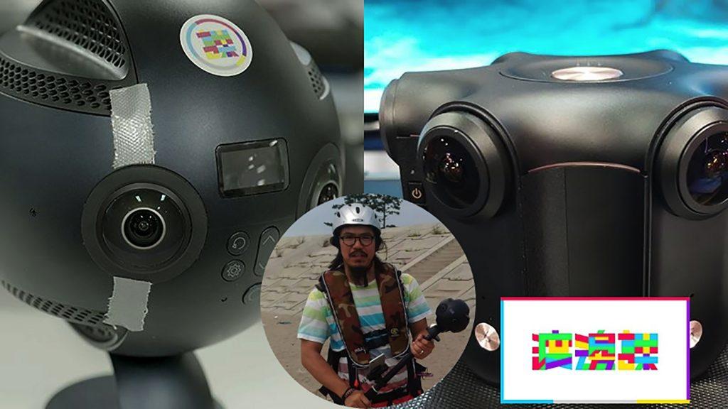 カメラ選びから撮影ワークフローまで。現場で即使える360度動画製作のコツを伝えるワークショップ