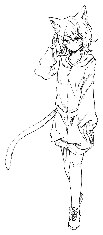 もふもふ120%!ネコ耳の描き方とは? | ケモミミの描き方 第1回 – pictures
