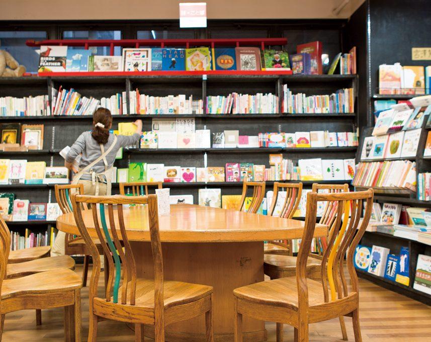 絵本と原画にであえる東京の本屋さん