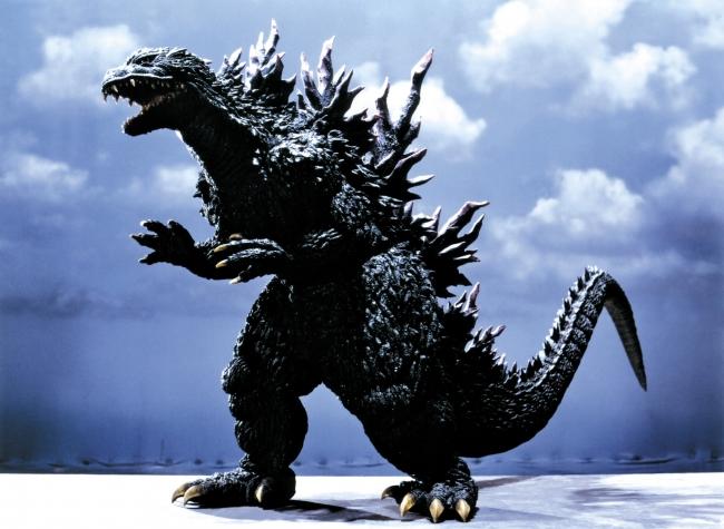 「特撮のDNA展」開幕 モスラ、ゴジラ、メカゴジラ…大怪獣たちが明石上陸!
