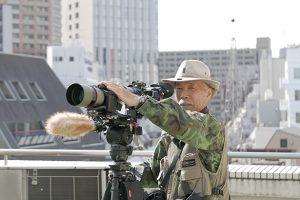 野鳥撮影ならではの工夫が盛りだくさん 野鳥映像作家の自作機材