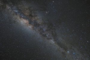星空撮影に向いた天候を見極めよう