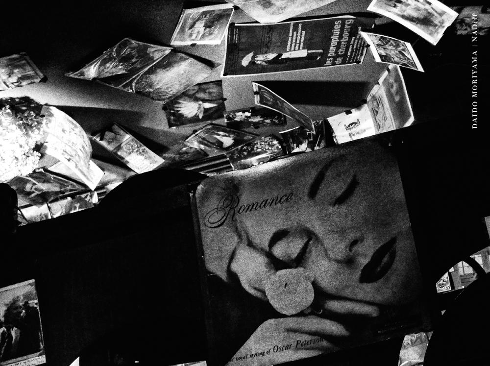 〈NADiff a/p/a/r/t〉10周年目を記念して10人のアーティストたちのオリジナルグッズをリリース 第一弾は写真家・森山大道