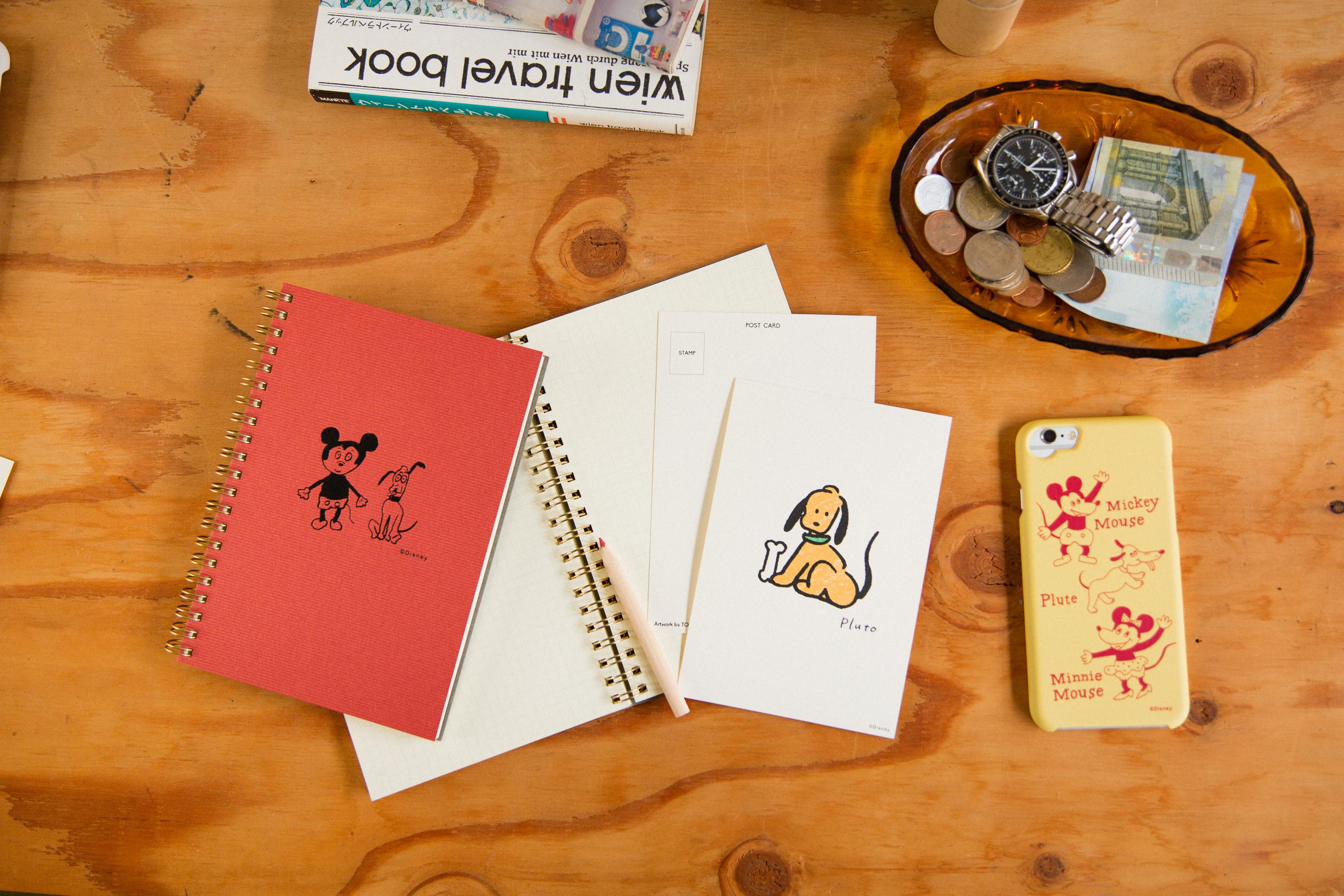 人気イラストレーター6名がディズニーキャラクターを描き下ろす「DISNEY ART COLLECTION」が始動。