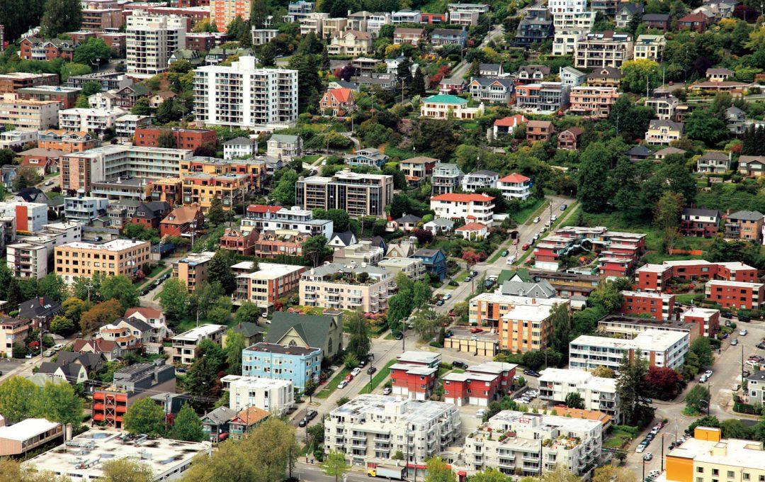 俯瞰撮影〜見下ろした街から「面白いところ」だけを切り取る〜