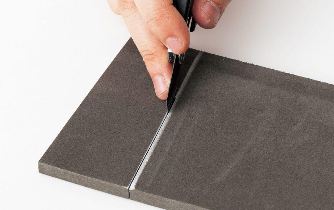 「材料の切り方」は、造形物のクオリティを上げる最初のステップ