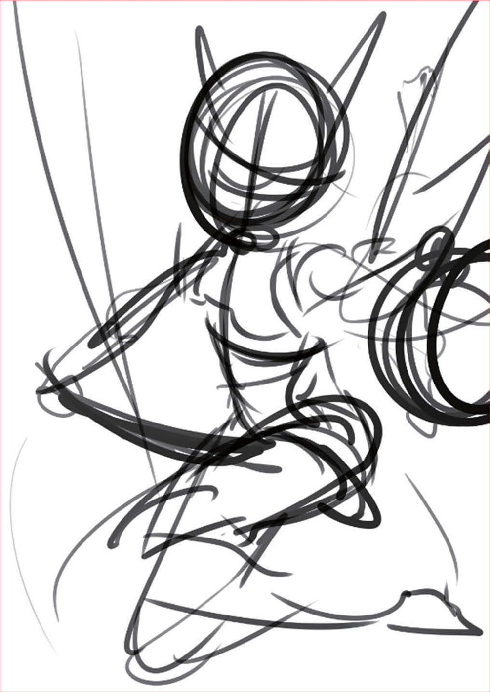 藤ちょこ ー 美しい幻想世界とキャラクターを描く02-04