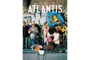 雑誌「ATLANTIS」創刊